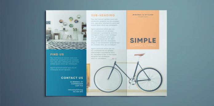 brosur bonafide advertising palembang