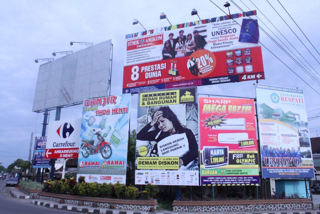 Baliho Palembang