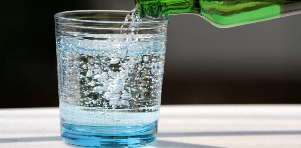Air soda untuk merawat stainless