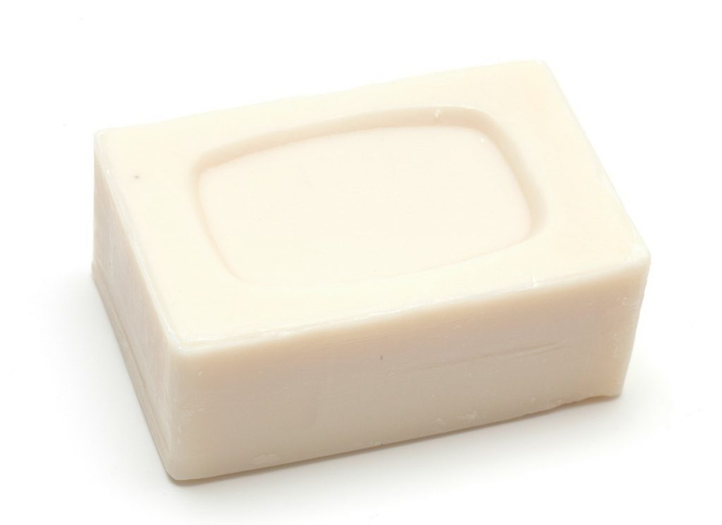 Sabun batangan ampun untuk stainless