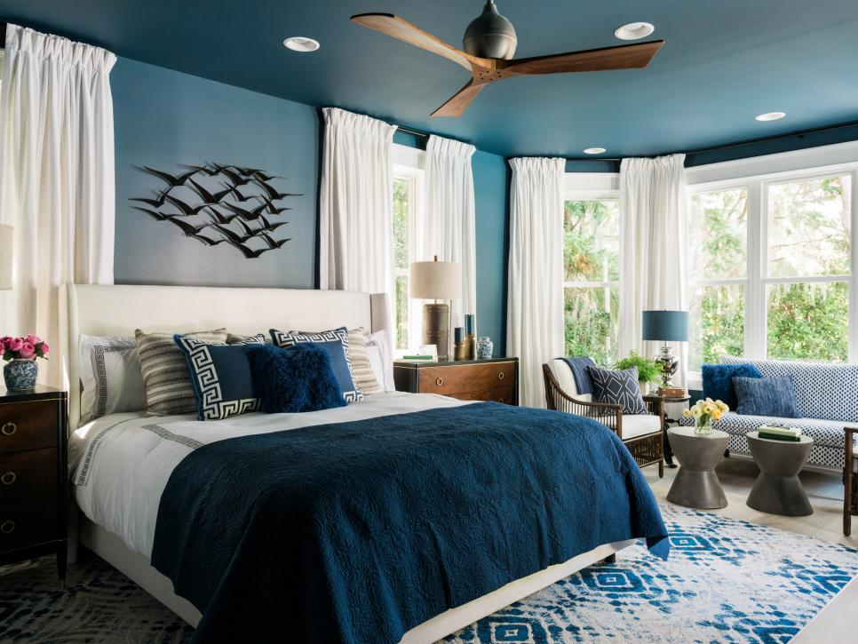 desain interior kamar tidur color