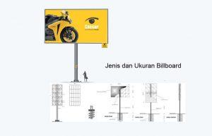 Ukuran Billboard
