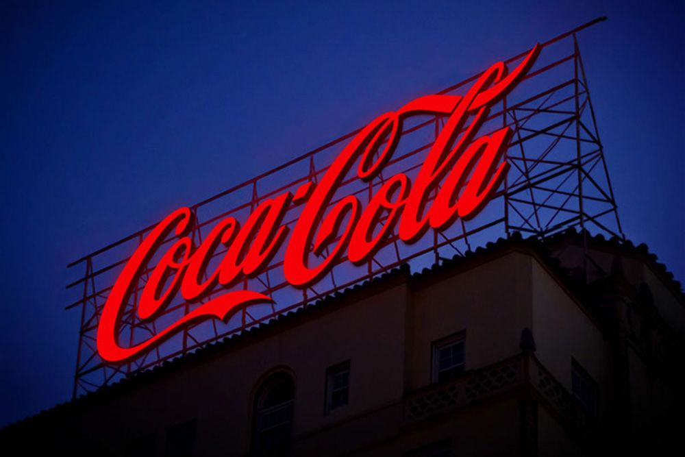 billboard Neonsign