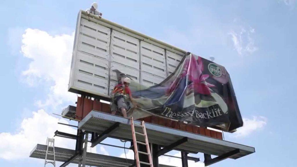 billboard backlit