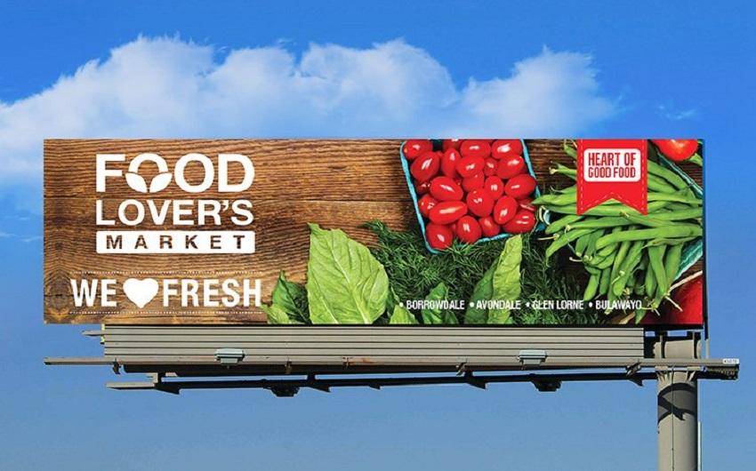 billboard iklan statis