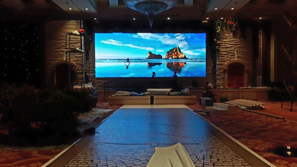 videotron indoor