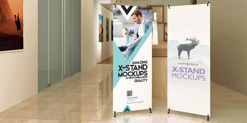 Banner media promosi