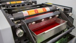 mesin flexography