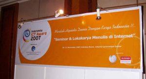 Contoh Banner Seminar