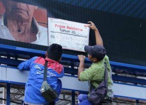 Pajak Reklame Palembang