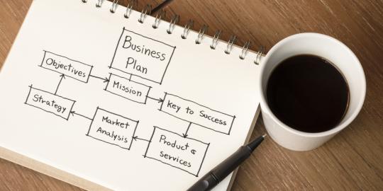 Plan bisnis tidak jelas